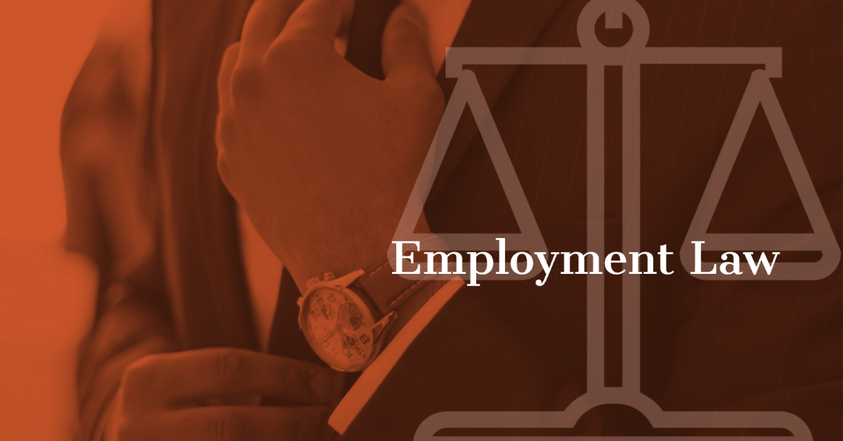 maryland employment law attorney